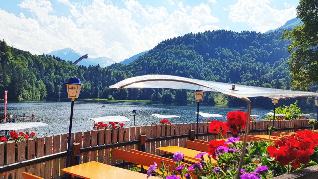 Alpine Lakeside Restaurant - Allgau