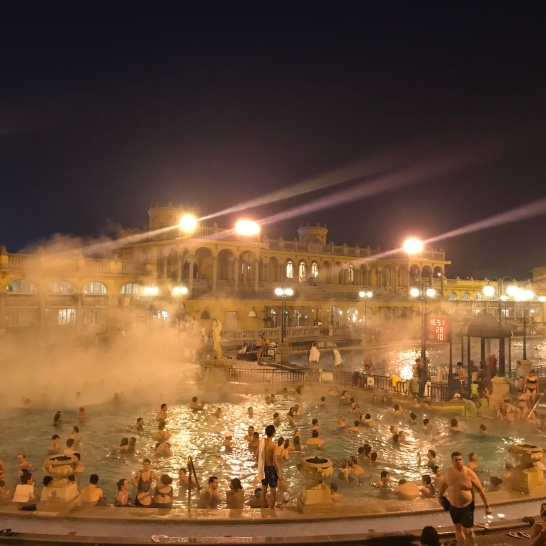 Thermal Baths at Dark